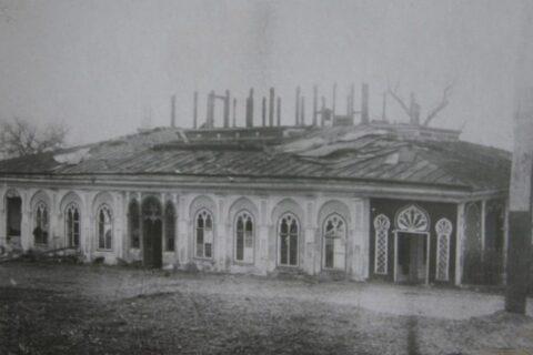 Здание бывшего Летнего Морского собрания