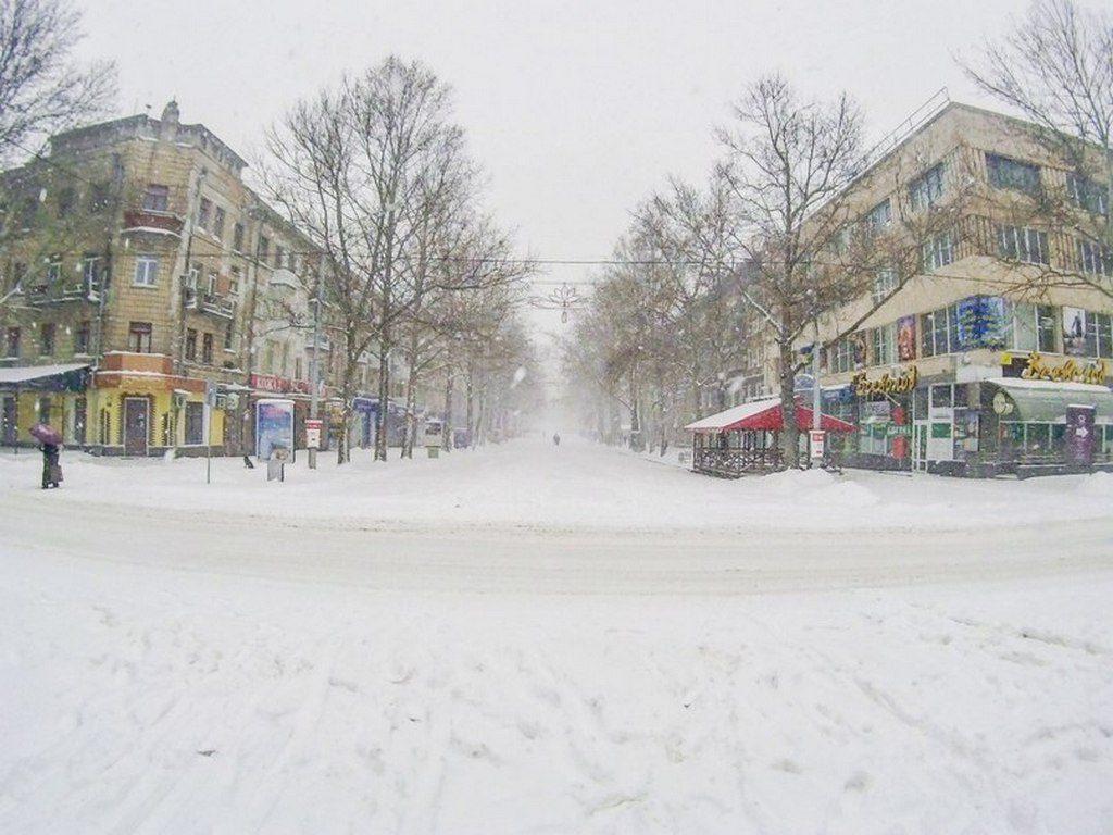 Зима на главной улице (2)