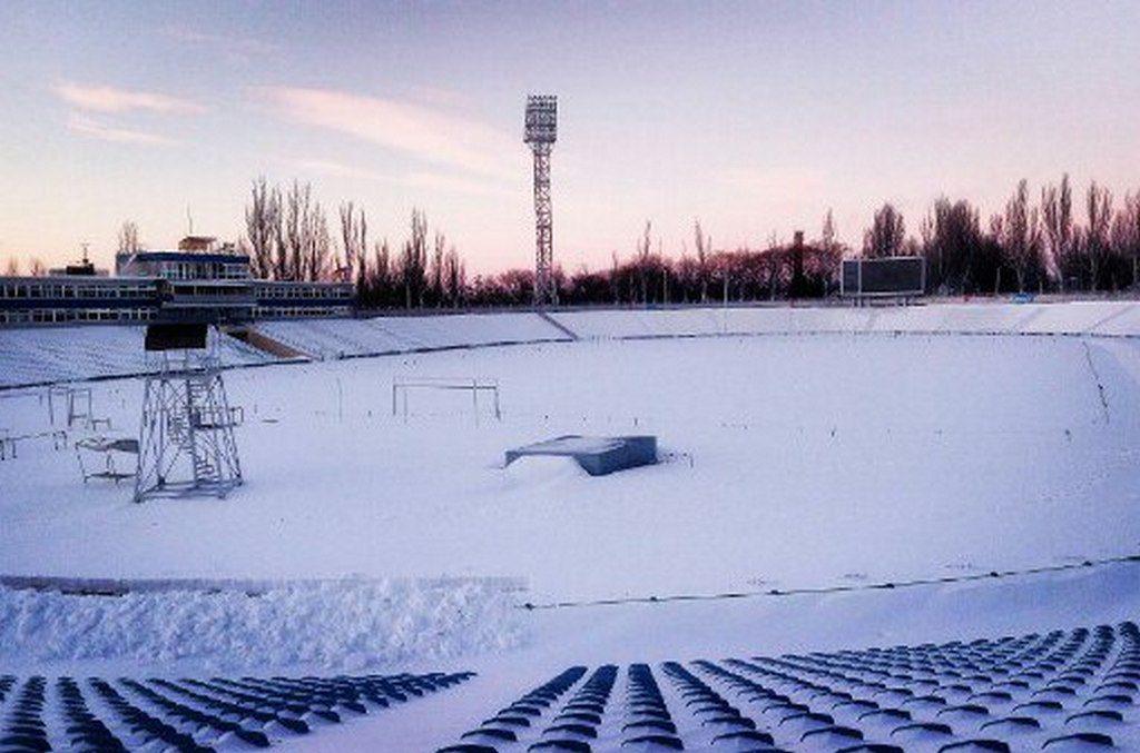 Зимний центральный стадион
