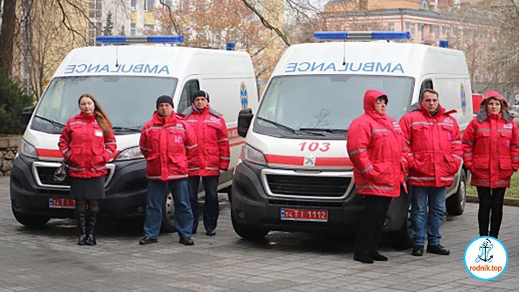 В Николаеве машины скорой помощи не выезжают на обострения