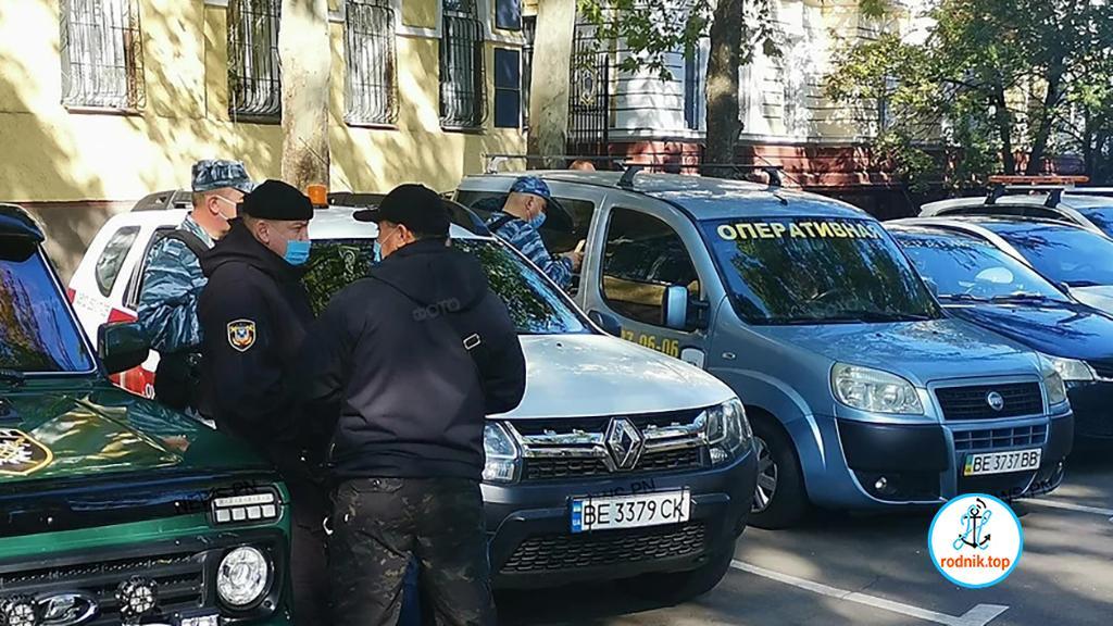 В Николаеве охранники будут взаимодействовать с полицией на выборах