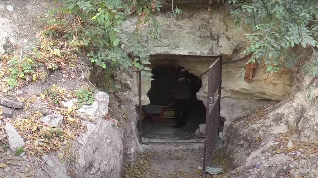 Пещеры-каменоломни (3)