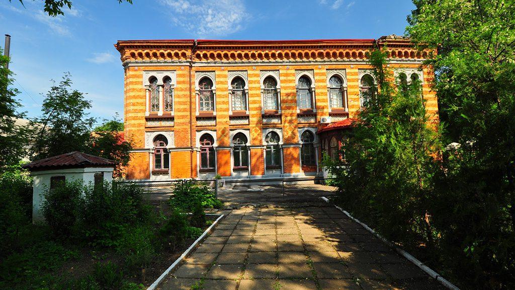 Областная больница восстановительного лечения (1)