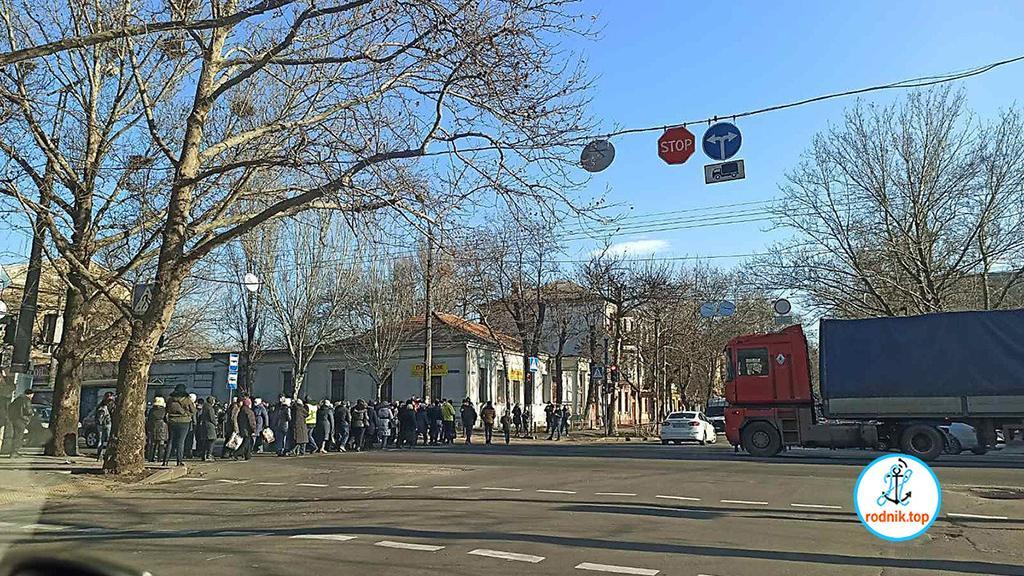 Противники новых тарифов перекрывали в Николаеве мост