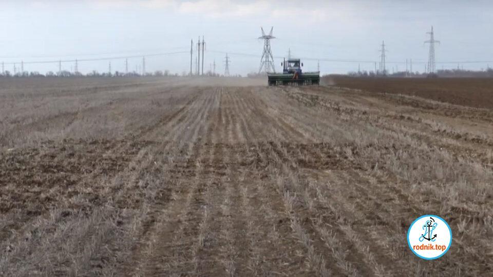 Земледельцы Николаевщины благодарят природу за хорошую весну