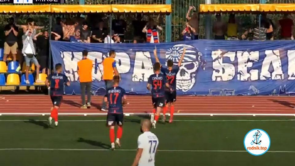 МФК «Николаев» обыграл «Перемогу»