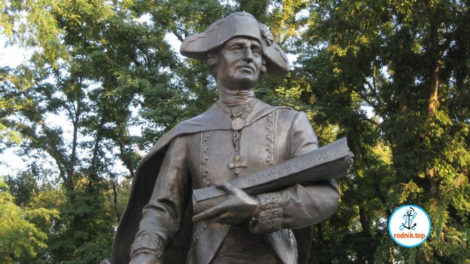 В честь Дня города Николаева ожил памятник его первого гражданина